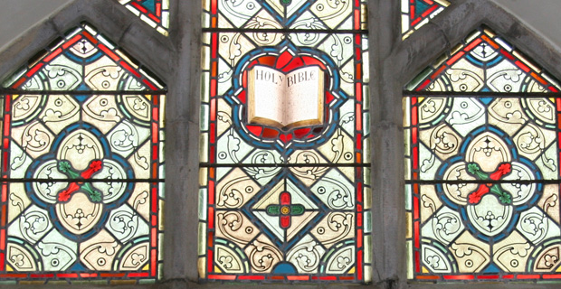 The Church Hall Window