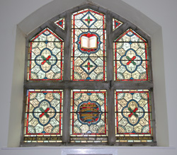 The Church Hall Window