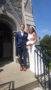 McBrien wedding 2