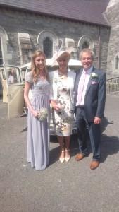 McBrien wedding